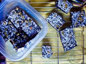 No Bake Gluten Free Brownies
