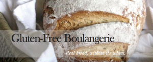 Gluten Free Baking Website