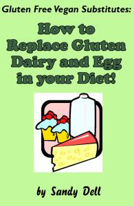 Gluten Free Vegan Substitutes