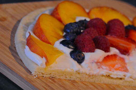 Fruit Pizza!!