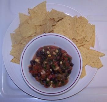 Mexican Style Cowboy Caviar